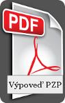 Otvoriť formulár výpoveď PZP